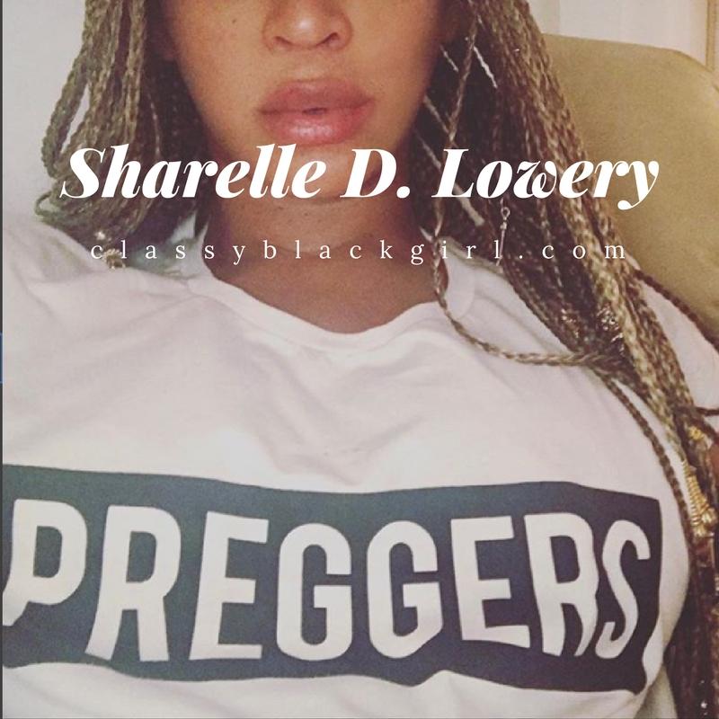 Preggers Beyonce Classy Black Girl