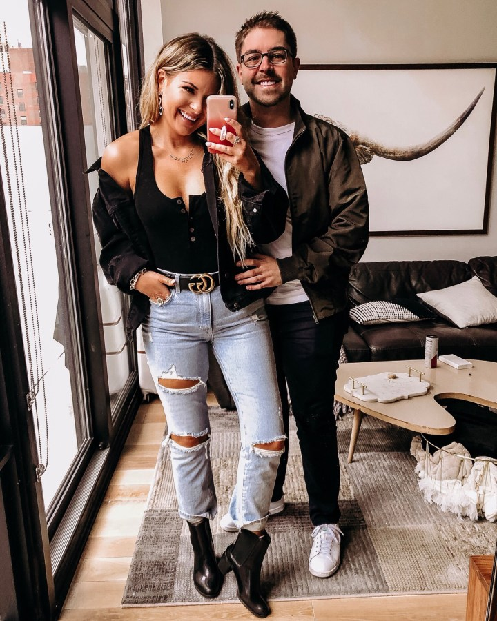 How we met! | Style blogger Emerson Hannon of Classycleanchic shares How Ryan & I met!