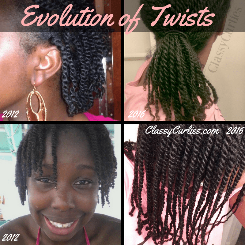 Natural Hair Care 3 Benefits Of Two Strand Twists Classycurlies