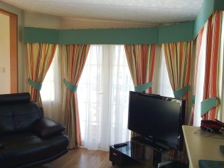another caravan curtains and valance