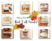 Blog-o-ween Day #21: Best Fall Scents! | Classy Girl With ...