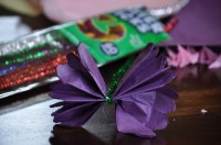 Spring Craft: How To Make Tissue Paper Flowers - Classy Mommy