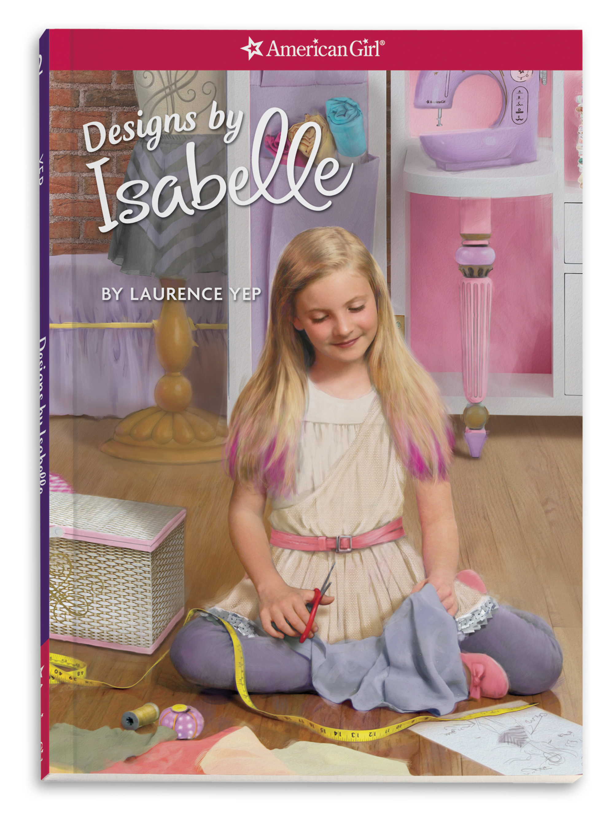 Isabelle Palmer American Girl Of The Year Photos