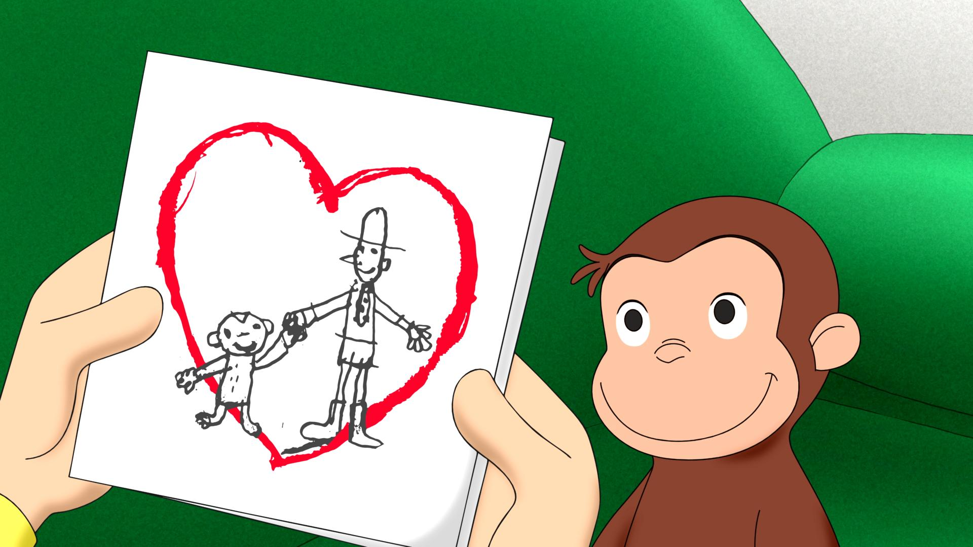 Curious George Toddlers
