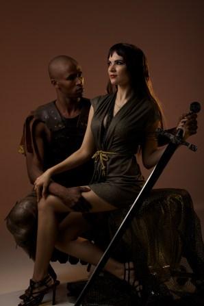 Cleopatra at dk3 studios LLC