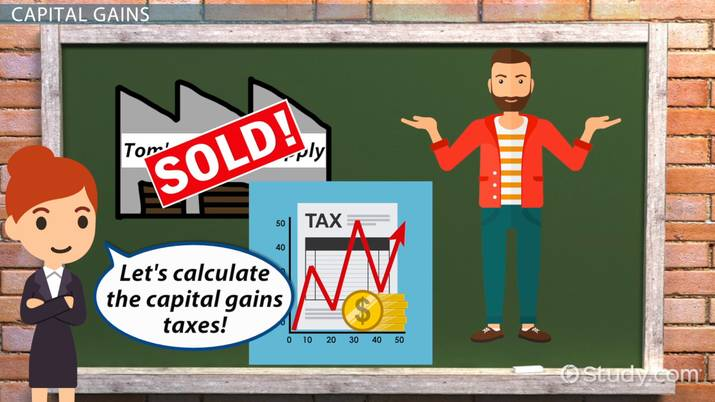 Capital Gains Tax – How It Works