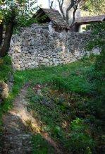 Socolari village with stone houses