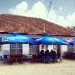 Local pub in Gernik