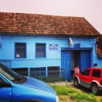 Garnic (Gernik) village - The police station