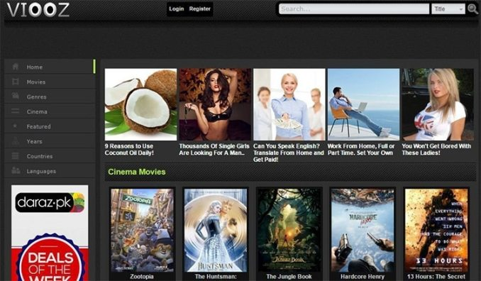 viooz to watch latest movies