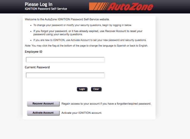 Forgot AZPeople Login Password - AZ People Passwoed Recovery
