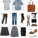 Trendy Wednesday Link-Up #37: 30 Fall Wardrobe Essentials