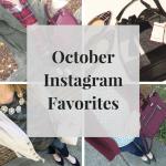 Trendy Wednesday Link-up #46: October Instagram Favorites