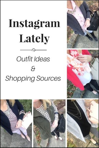 Instagram Lately (Trendy Wednesday Link-up #64)