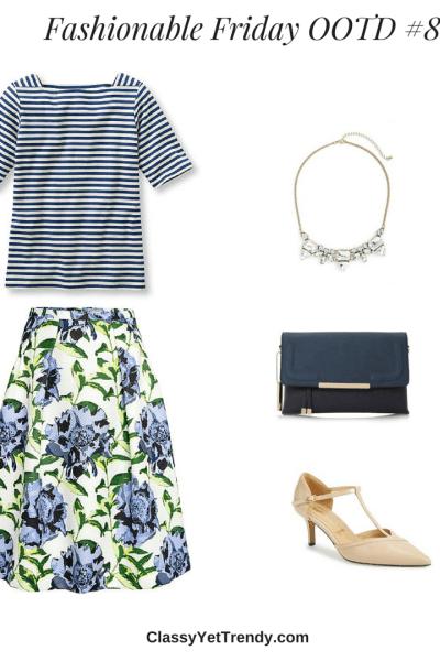 Fashionable Friday OOTD #8