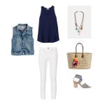 Fashionable Friday OOTD #9 (E-Book Sneak Peak!)