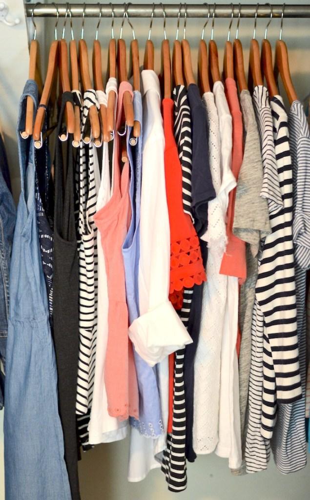 my summer capsule wardrobe 5