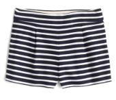 shorts - stripe