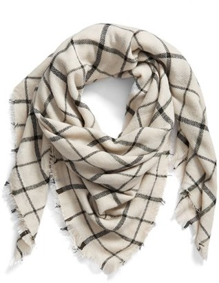 scarf-windowpane