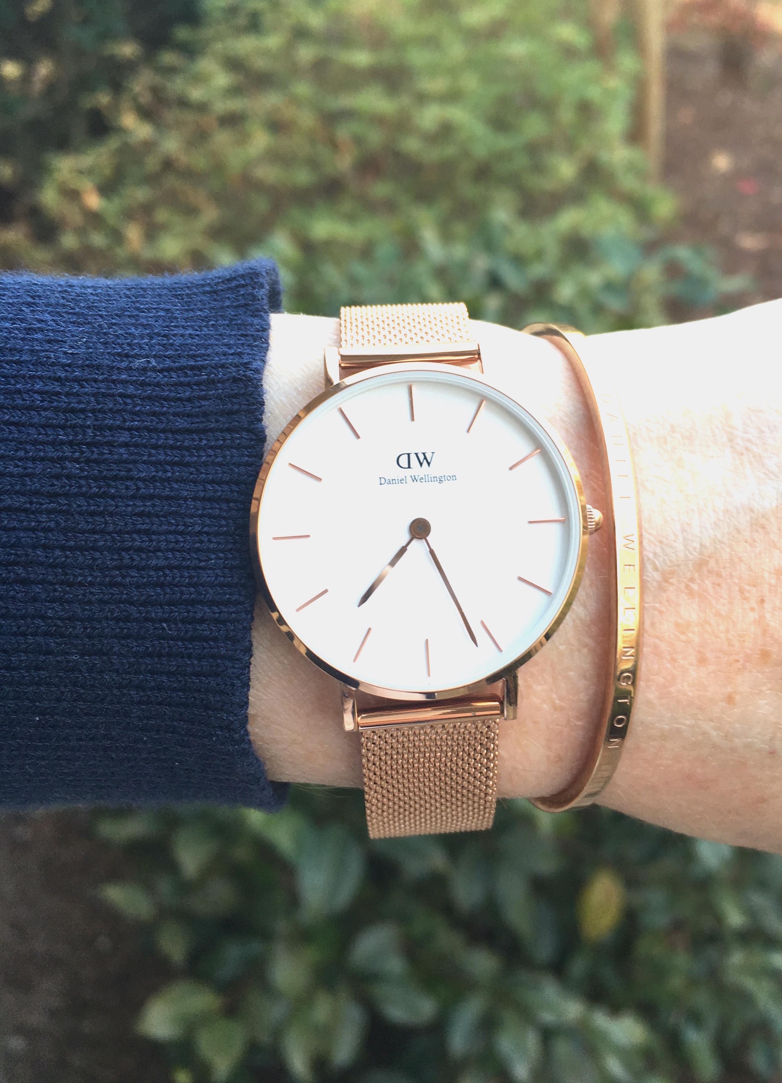 A New Daniel Wellington Watch  Classy Yet Trendy