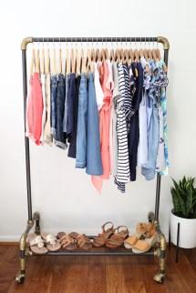 26-piece Summer 2018 Capsule Wardrobe - Classy Trendy