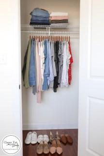 30-piece Spring 2019 Capsule Wardrobe And Closet Tour