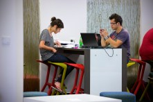 Collaborative and Information Study Space