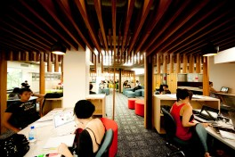 Collaborative Space (Gardens Point)