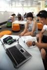 Collaborative Zone (Science Library)