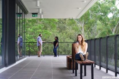 Balcony, Level 3
