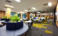 Auchmuty Library Learning Lounge