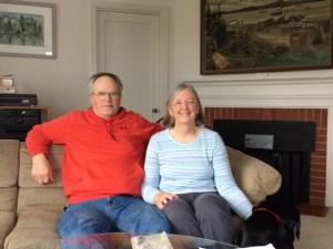 Astoria Mark and Geri Fink