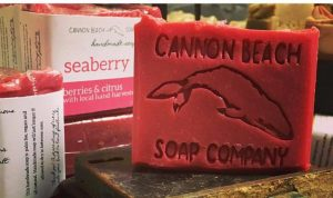Cannon Beach Soap Company Seaberry Soap