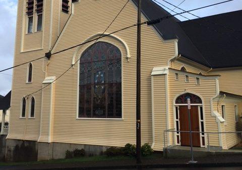 First Presbyterian Church Astoria