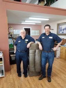 J&S Appliance owner Jim Pierce