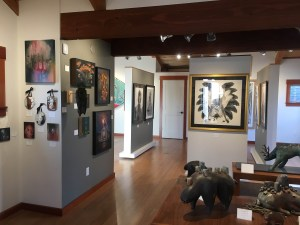 Archimedes Gallery Cannon Beach