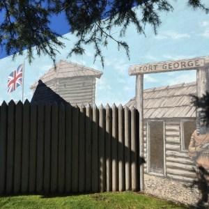 Astoria History Behind Fort George Brewery