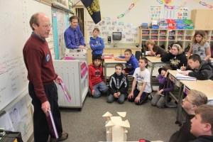 John Goodenberger Astoria Teaching
