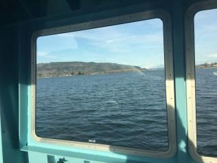 Wahkiakum Ferry 1 foot passengers