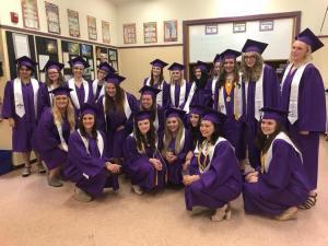 Warrenton high school graduating class