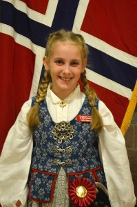 Junior Miss Norway 2018