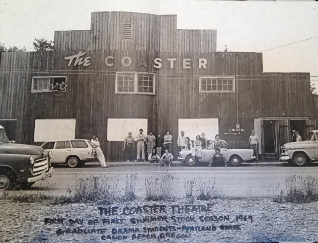 The Coaster Theatre