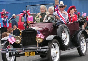 Clatsop County fourth of July