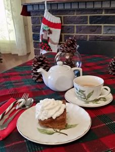 Gingerbread Tea at Butterfield Cottage @ Seaside Museum | Seaside | Oregon | United States