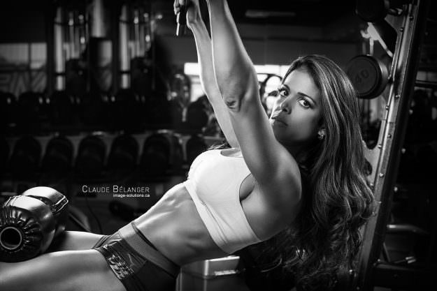 Fitness Photography  Claude Belanger photographe