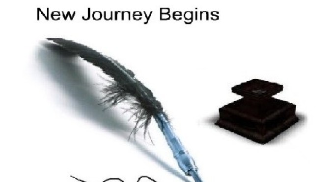 New Journey Begins | Thoughts & Experiences