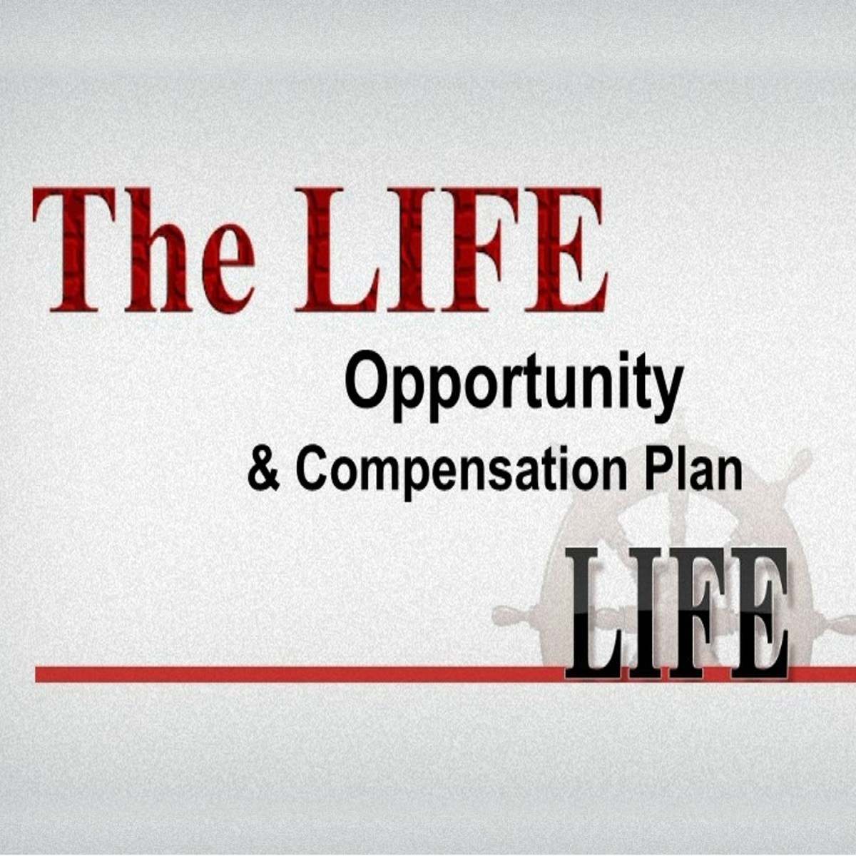 Life Business | Compensation Plan