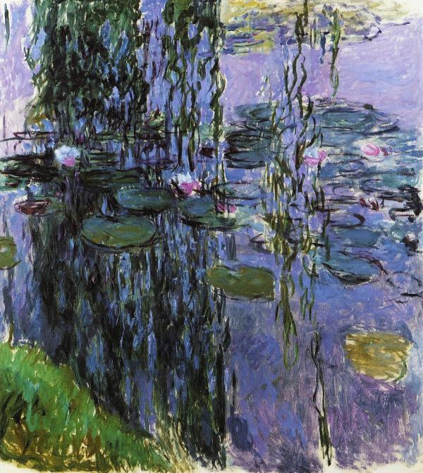 Monet, 1916