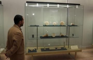 العراق يقول إن الدولة الإسلامية هربت بعض الآثار من متحف الموصل