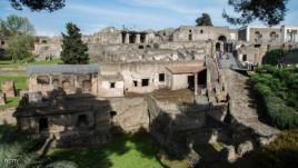 Pompei Archaeological Site